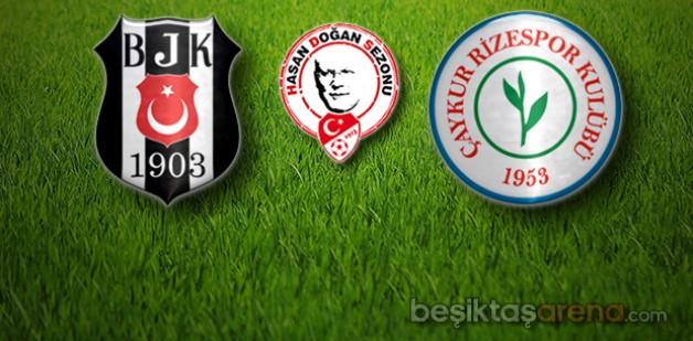 Beşiktaş – Ç. Rizespor