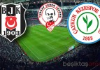 Beşiktaş – Çaykur Rizespor 04-03-2017 19:00