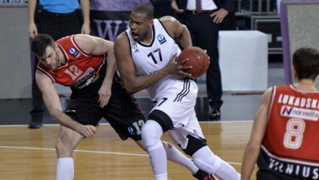 Beşiktaş S.J. 92-103 Lietuvos Rytas