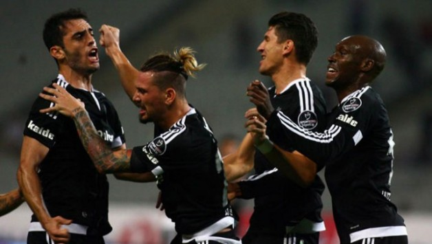 Beşiktaş'ın Sporting Lizbon Karşısında Muhtemel İlk 11'i