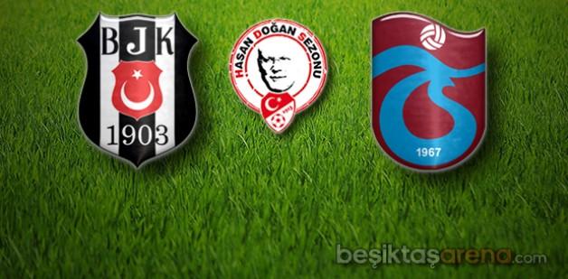 Beşiktaş:1 Trabzonspor:2
