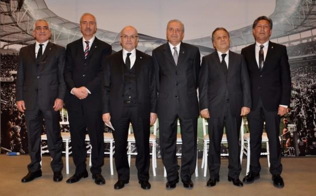 Yeni Divan Kurulumuz Beşiktaş Camiasına Hayırlı Olsun