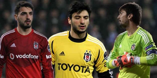 Beşiktaş'a Kaleci Takviyesi