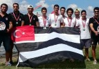 Beşiktaş Kürek Takımı Şampiyon Oldu