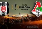 Beşiktaş-Lokomotiv Moskova Maçının Başlama Saati Değişti
