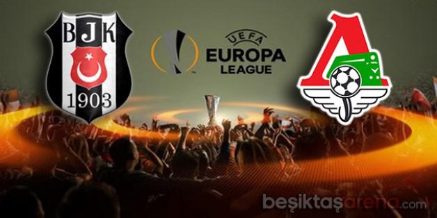 Beşiktaş – Lokomotiv Moskova