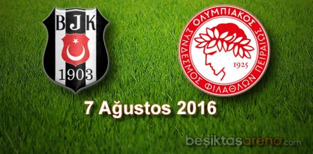 Beşiktaş – Olympiakos