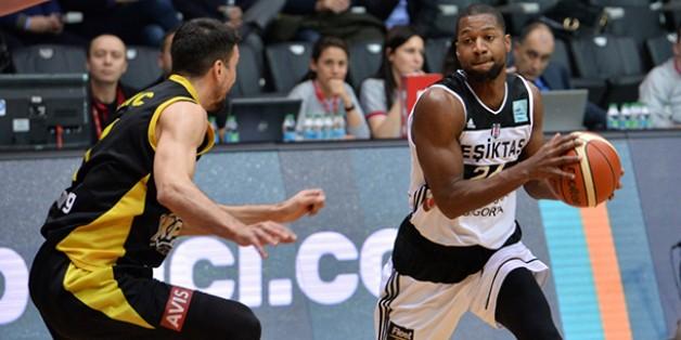 Beşiktaş SJ 82-68 AEK