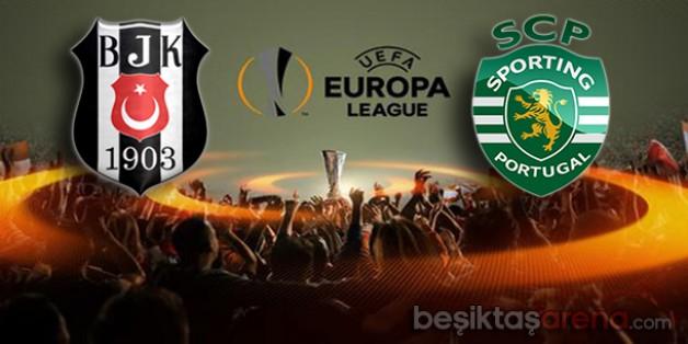 Beşiktaş – Sporting Lizbon