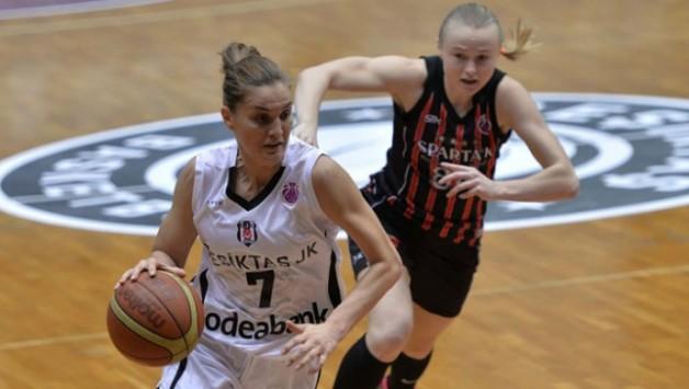 Beşiktaş 76-66 Sparta&K Moscow Region