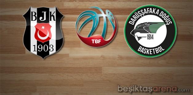 Beşiktaş SJ 77-75 Darüşşafaka Doğuş