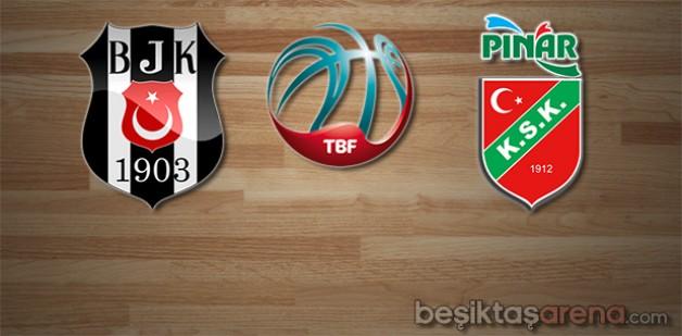 Beşiktaş S.J – Pınar Karşıyaka