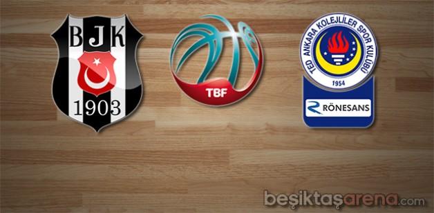 Beşiktaş S.J – TED Ankara Kolejliler