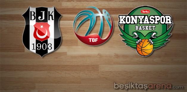 Beşiktaş S.J. 73-58 Torku Konyaspor