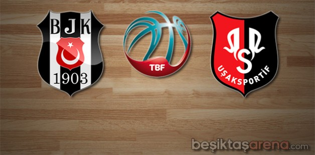 Beşiktaş S.J. 95-91 Uşak Sportif
