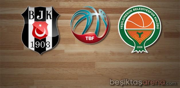 Beşiktaş SJ – Yeşil Giresun