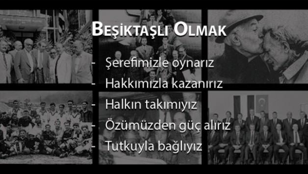 Beşiktaşlı Olmak!