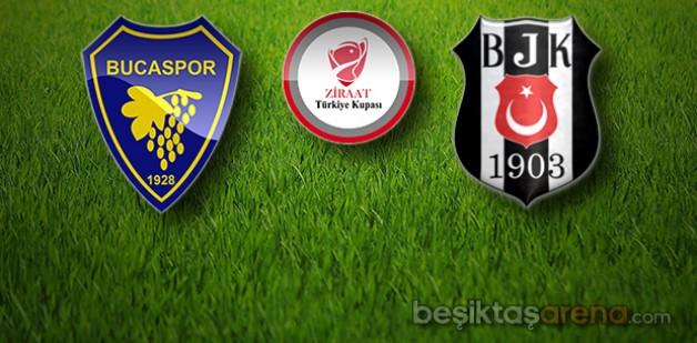 Bucaspor – Beşiktaş