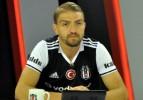 Beşiktaş'ta olduğum için çok mutluyum
