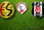 Eskişehirspor:1 Beşiktaş:2 (Maç Sonucu)