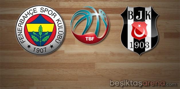 Fenerbahçe 100-80 Beşiktaş S.J.