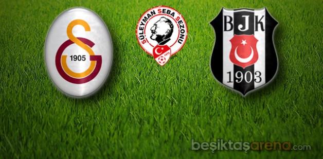 Galatasaray:1 Beşiktaş:0 (İlk Yarı Sonucu)