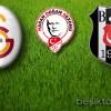 Galatasaray:0 Beşiktaş:0 (İlk Yarı Sonucu)