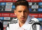 Jose Sosa: Ligde sonuna kadar mücadele ederek kupayı kaldırmak istiyoruz