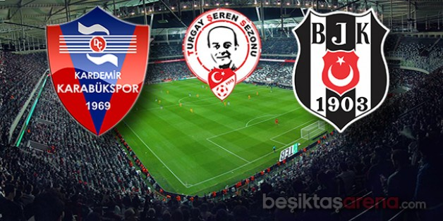 Kardemir Karabükspor 2-1 Beşiktaş