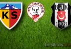 Kayserispor 0-1 Beşiktaş