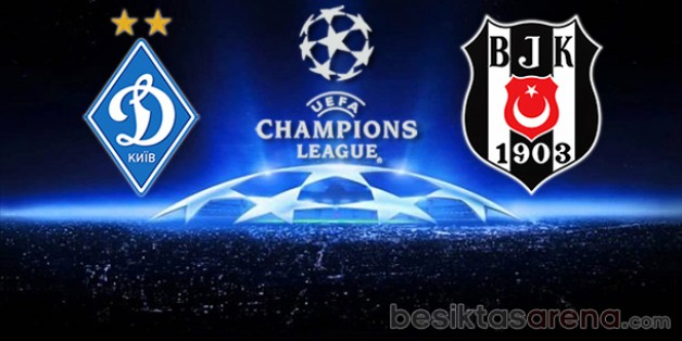 Dynamo Kiev 6-0 Beşiktaş