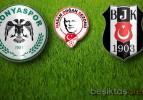Konyaspor Maçı Kadrosu Belli Oldu