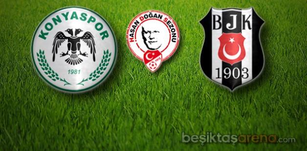 Torku Konyaspor – Beşiktaş