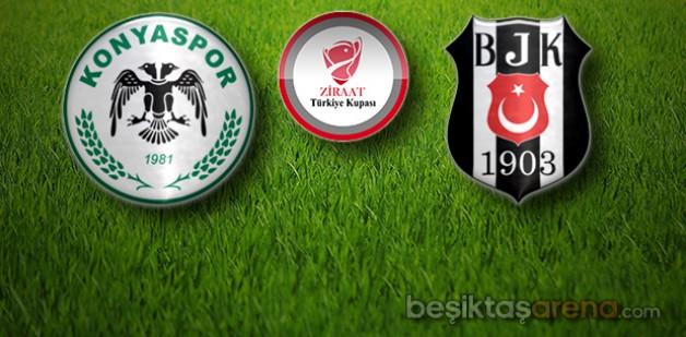 T. Konyaspor:1 Beşiktaş:0 (Maç Sonucu)