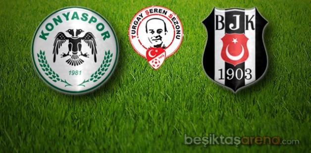 Konyaspor 2-2 Beşiktaş