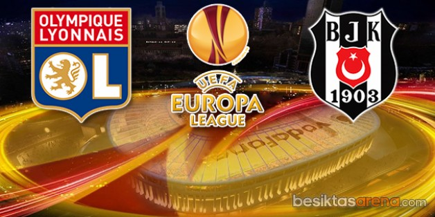 Olympique Lyon 2-1 Beşiktaş
