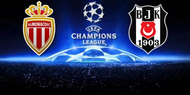Monaco – Beşiktaş