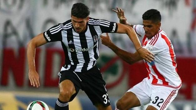 Olympiakos Karşılaşmasında Forma Giyen 19 Beşiktaşlı Futbolcunun Değerlendirmesi