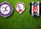 Osmanlıspor 2-1 Beşiktaş (İlk Yarı Sonucu)
