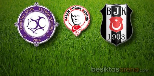 Osmanlıspor 2-3 Beşiktaş (Maç Sonucu)