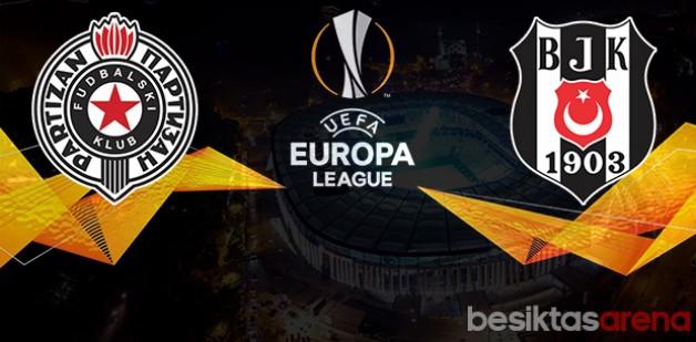 Partizan – Beşiktaş