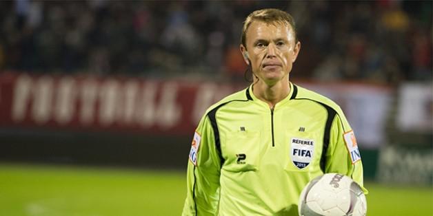 Lokomotiv Moskova Maçının Hakemi Serge Gumienny