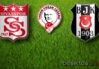 Sivasspor:0 Beşiktaş:0 (İlk Yarı Sonucu)