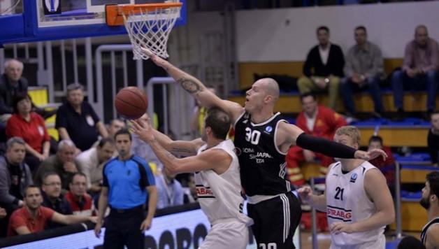 Szolnoki Olaj 85-67 Beşiktaş S.J