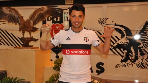 Beşiktaşımız Tolgay Arslan'ın lisansını çıkarttı