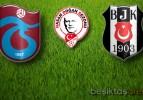 Trabzonspor:0 Beşiktaş:0 (İlk Yarı Sonucu)