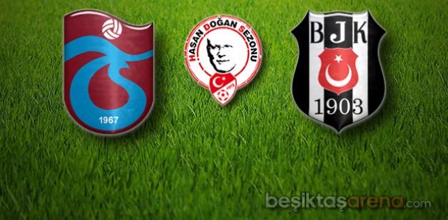 Trabzonspor:0 Beşiktaş:2 (Maç Sonucu)