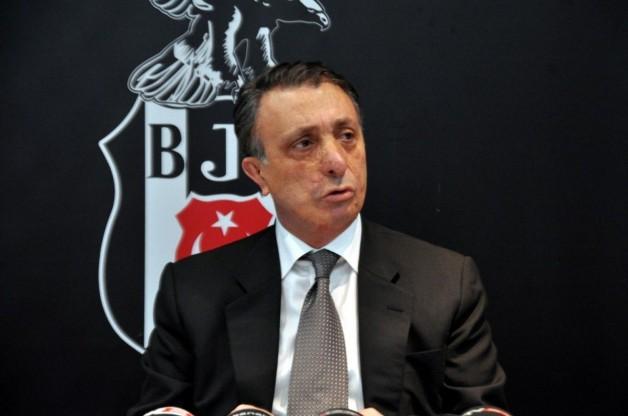 Ahmet Nur Çebi'den Basın açıklaması