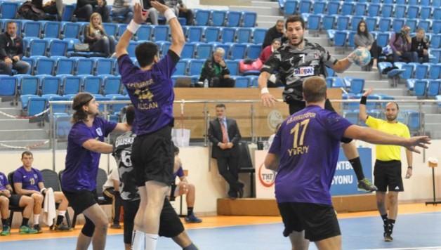 Antalyaspor 30-31 Beşiktaş Mogaz