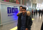 Aras Özbiliz İspanya'ya gitti